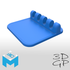 Download free 3D printing models SUPPORT & REST Kitchen utensils, GuilhemPerroud
