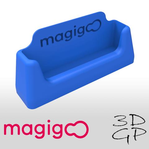 Descargar diseños 3D Expositor de tarjetas de visita, GuilhemPerroud