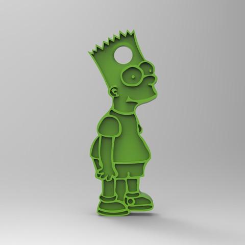 rendu 2.32.jpg Télécharger fichier STL gratuit Porte clef • Design pour impression 3D, GuilhemPerroud