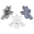 Télécharger plan imprimante 3D gatuit Porte clef, GuilhemPerroud