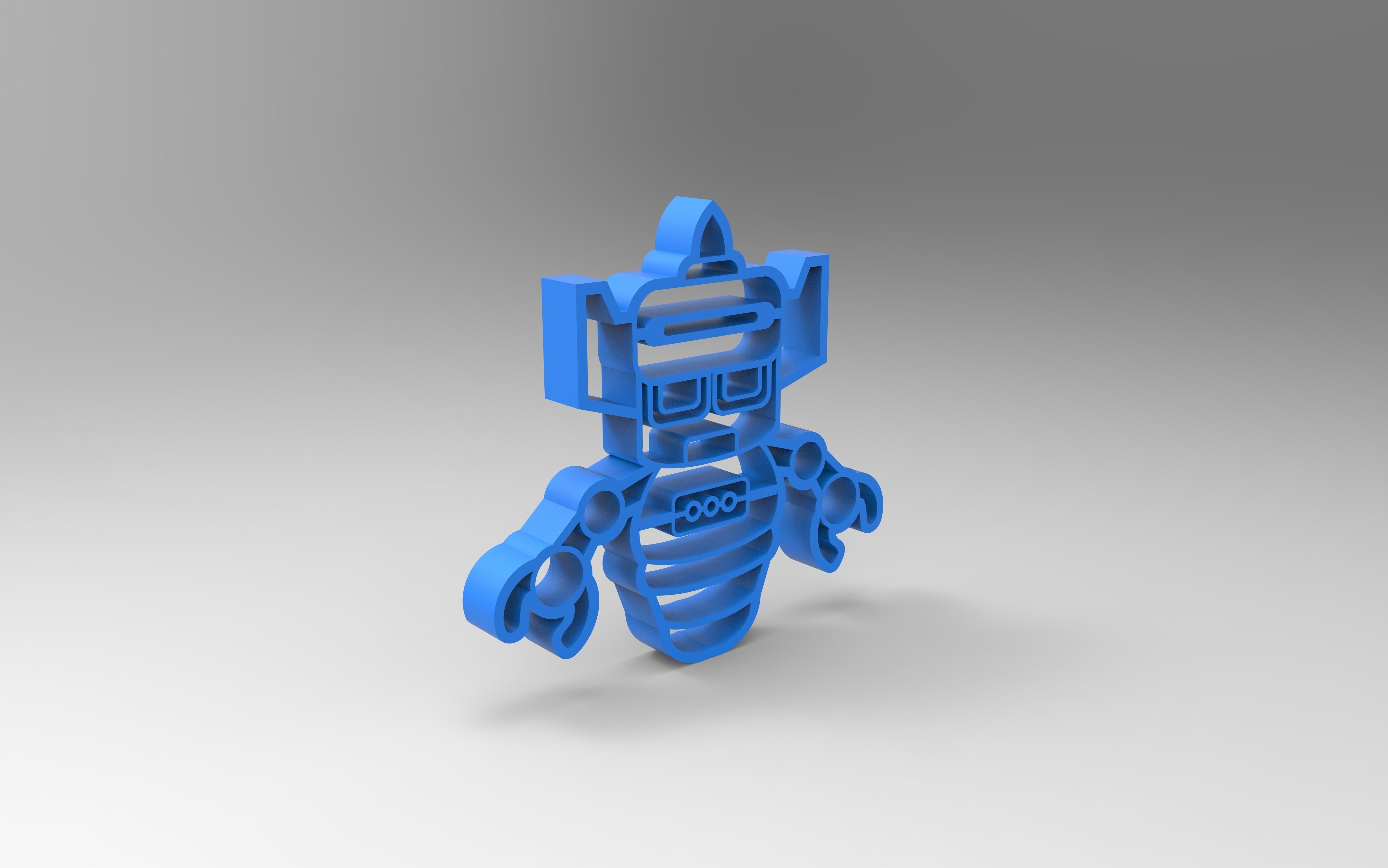 rendyu.jpg Télécharger fichier STL gratuit Porte clef • Design pour impression 3D, GuilhemPerroud