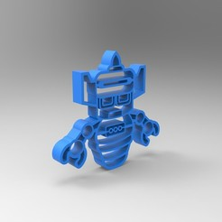 rendyu.jpg Download free STL file Key ring • 3D printer model, GuilhemPerroud