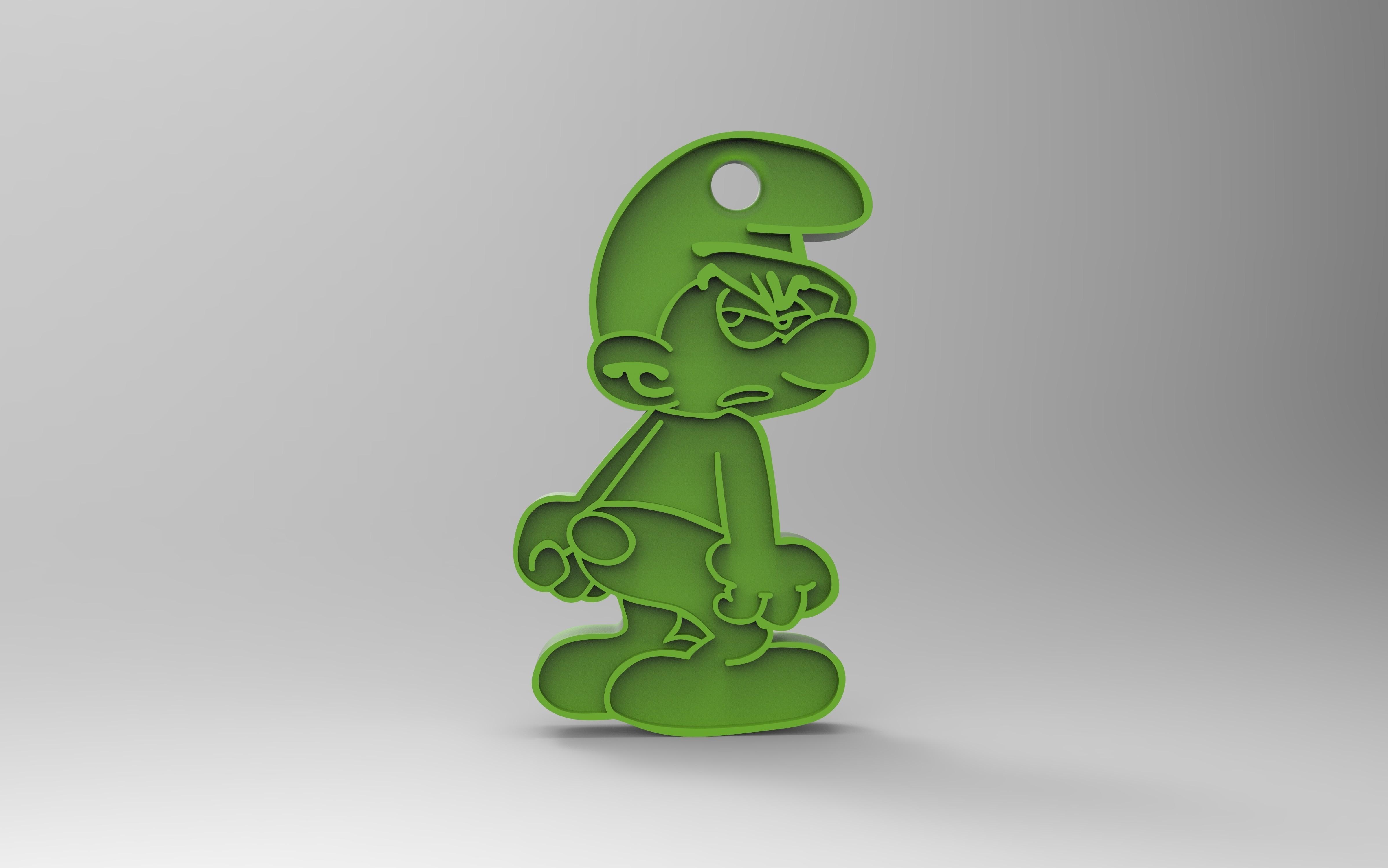 rendu 2.26.jpg Télécharger fichier STL gratuit Porte clef • Design pour impression 3D, GuilhemPerroud
