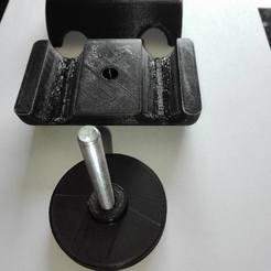Download free 3D model Shower holder, bulou