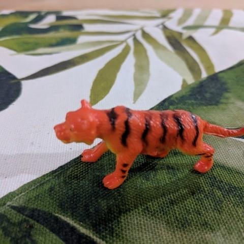 Impresiones 3D gratis Tigre, sjpiper145