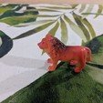 Download free 3D printing templates Lion, sjpiper145