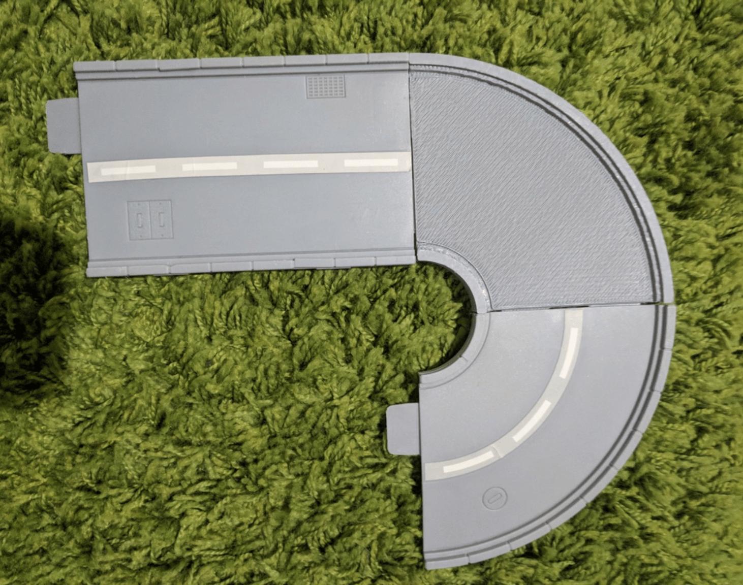 Capture d'écran 2018-05-14 à 15.20.32.png Download free STL file Press Fit Hotwheels Roads • Model to 3D print, sjpiper145