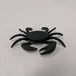 Download free 3D printing files Crab, sjpiper145