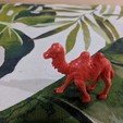 Free 3D printer model Camel, sjpiper145