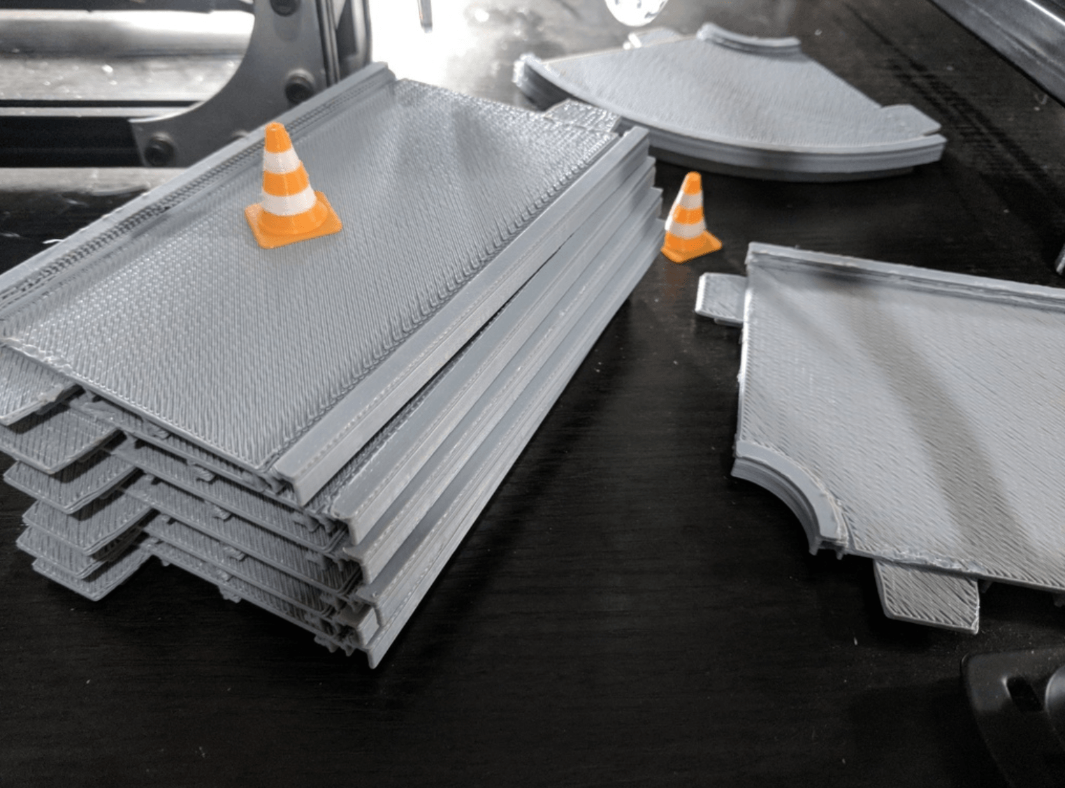 Capture d'écran 2018-05-14 à 15.20.13.png Download free STL file Press Fit Hotwheels Roads • Model to 3D print, sjpiper145