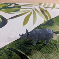 Download free 3D printing models Rhino, sjpiper145