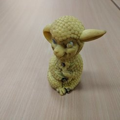 Free 3D printer designs Lamb Antique Toy, sjpiper145