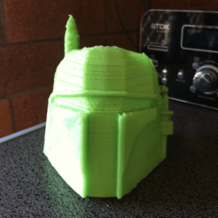 Free 3d model Boba Fett Pen Holder, sjpiper145