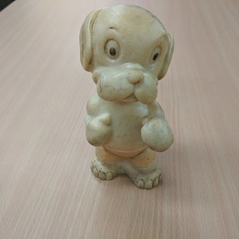Download free 3D print files Boxing Dog Antique Toy, sjpiper145