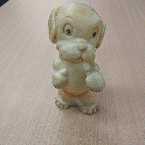 Télécharger plan imprimante 3D gatuit Jouet Antique Chien de Boxe, sjpiper145