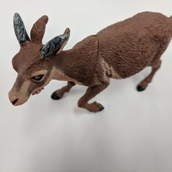 Download free 3D printing designs Goat II, sjpiper145