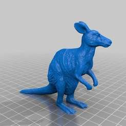 Free 3D printer files Kangaroo II, sjpiper145