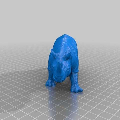 Download free 3D printer files Rhino II, sjpiper145