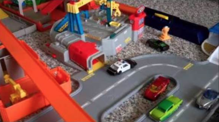 Capture d'écran 2018-05-14 à 15.20.28.png Download free STL file Press Fit Hotwheels Roads • Model to 3D print, sjpiper145