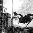 Free batman redesign 3D printer file, Darkness