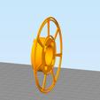 Download 3D printer model 3r3dtm Master spool 1000 gr, 3R3DTM
