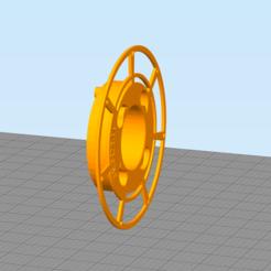 3D print files 3r3dtm Master spool 250 gr, 3R3DTM