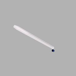 Descargar modelo 3D gratis La pluma, Vibrions