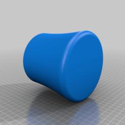 Download free 3D printer designs 1 liter bottle cooler, bikepocket