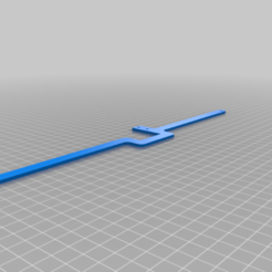Download free 3D model Cable holder for heating bed and X axis on the JGAurora 5S, bikepocket