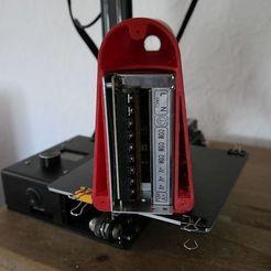 _SAM1452.JPG Download STL file Housing for power supply Ender 2 • 3D printer design, bikepocket