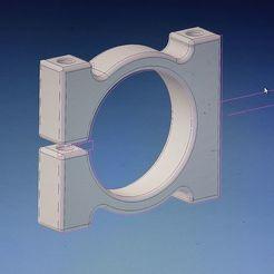 _SAM2302.JPG Download free STL file pipe clamp 12 mm, 16 mm, 22 mm, 30 mm • 3D printable design, bikepocket