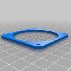 Adapterring.png Télécharger fichier STL gratuit Boîtier, ventilateur de 60 mm pour les lunettes Samsung Gear VR • Modèle pour imprimante 3D, bikepocket