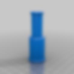 Download free STL file Hose adapter 15 mm to 22 mm • 3D printable template, bikepocket