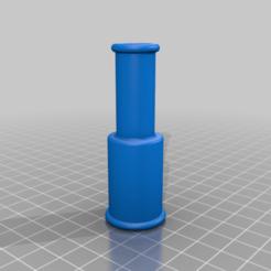 Download free 3D printer designs Hose adapter 15 mm to 22 mm, bikepocket