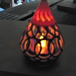 IMG_0012.JPG Download free STL file candlelight tealight • 3D printable template, edwardo