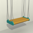 SWING_1.png Download free STL file SWING • 3D printing template, TED3D
