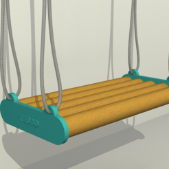 Free 3D model SWING, TED3D