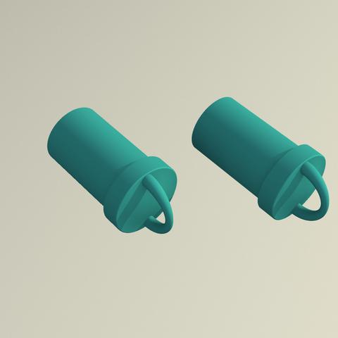 HAMMOCK_3.png Download free STL file HAMMOCK • 3D printing template, TED3D
