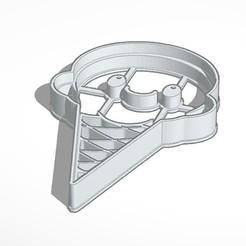 Heladito 3.jpg Download STL file Ice Cream Cutter - (Fig 3) • 3D printing design, Inkimpresiones