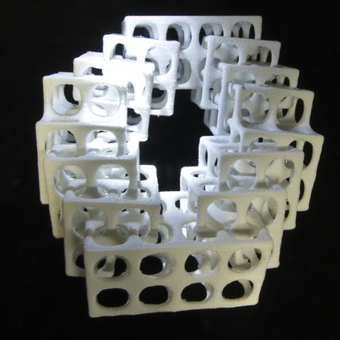 Download free 3D print files Interlaced Oddity, LYTEHAUS