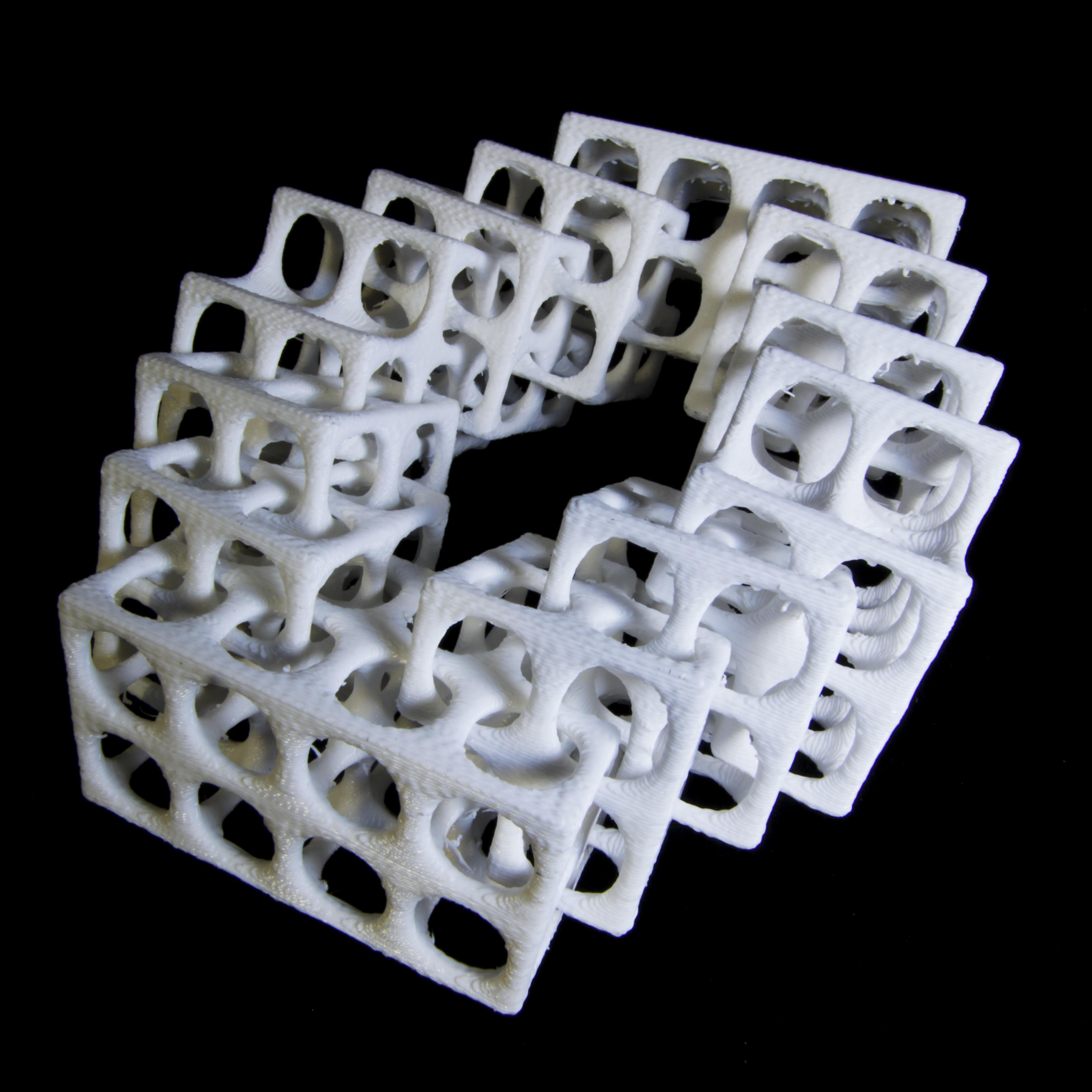 IMG_4587 B.jpg Download free STL file Interlaced Oddity • 3D printing template, LYTEHAUS