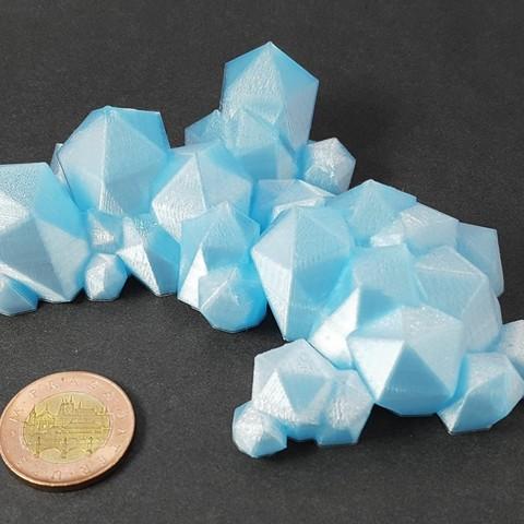 Download free 3D model Crystal , Laila