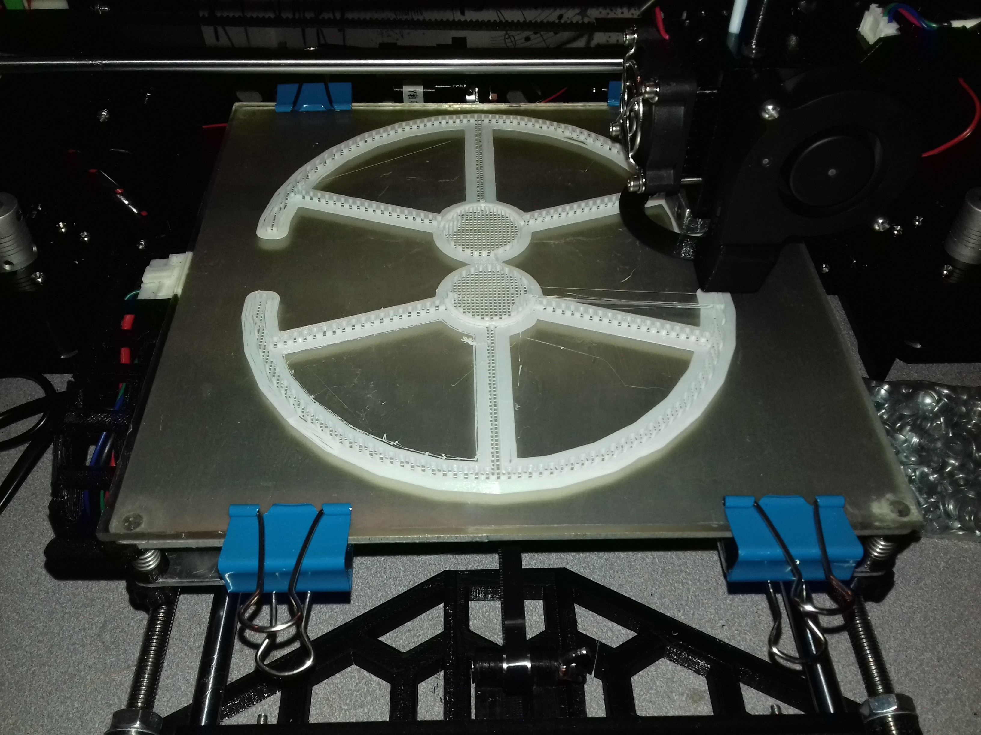 20171109_222729[1].jpg Download STL file Walkera F210 propeller guard • 3D printer object, Minkus
