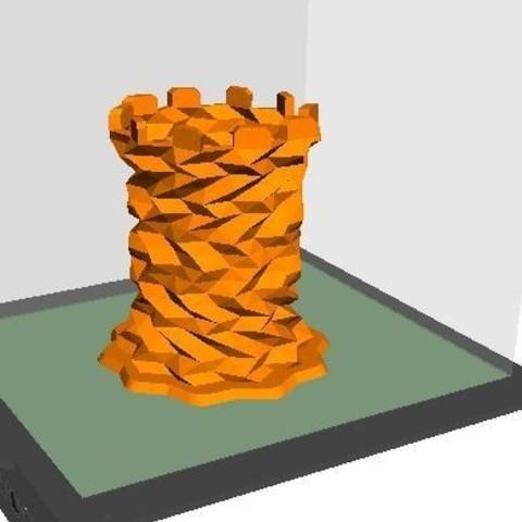 d2.JPG Download free STL file Pen Stand • Design to 3D print, onkar
