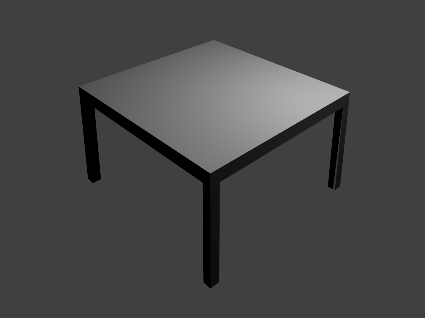 Table.png Download free STL file Basic Table • 3D printing model, Zubbo3