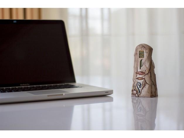 cd7c14957c729731d96c69fc01f8c4a7_preview_featured.jpg Télécharger fichier STL gratuit sculpture égyptienne - ZBrush • Modèle pour imprimante 3D, dukedoks