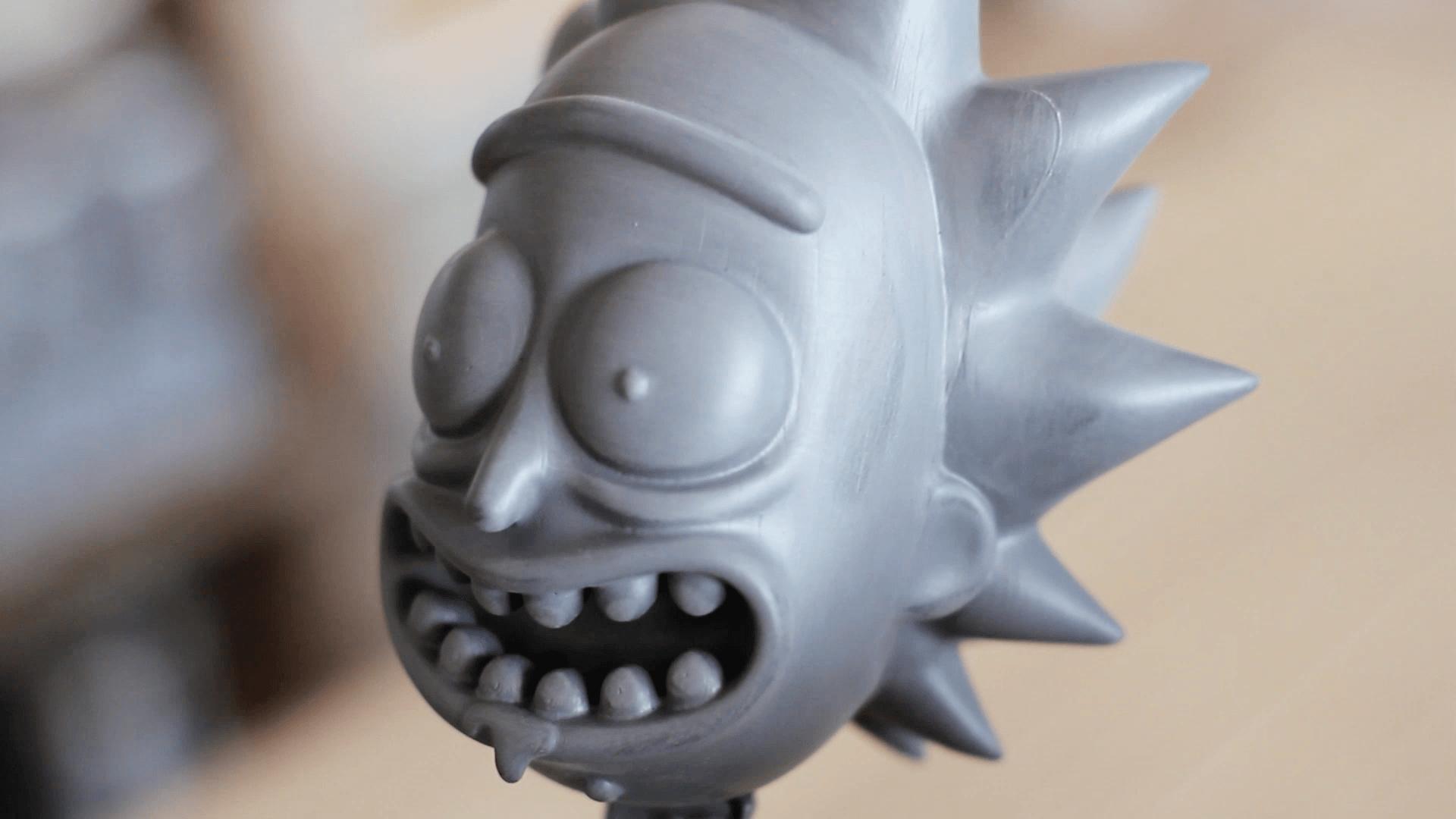 """Captura de pantalla 2018-06-19 a las 14.57.52.png Télécharger fichier STL gratuit Morty de """"Rick et Morty"""" • Design pour imprimante 3D, dukedoks"""