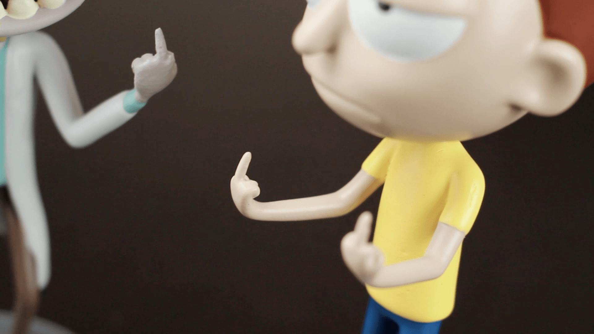 """Captura de pantalla 2018-06-19 a las 14.58.57.png Télécharger fichier STL gratuit Morty de """"Rick et Morty"""" • Design pour imprimante 3D, dukedoks"""