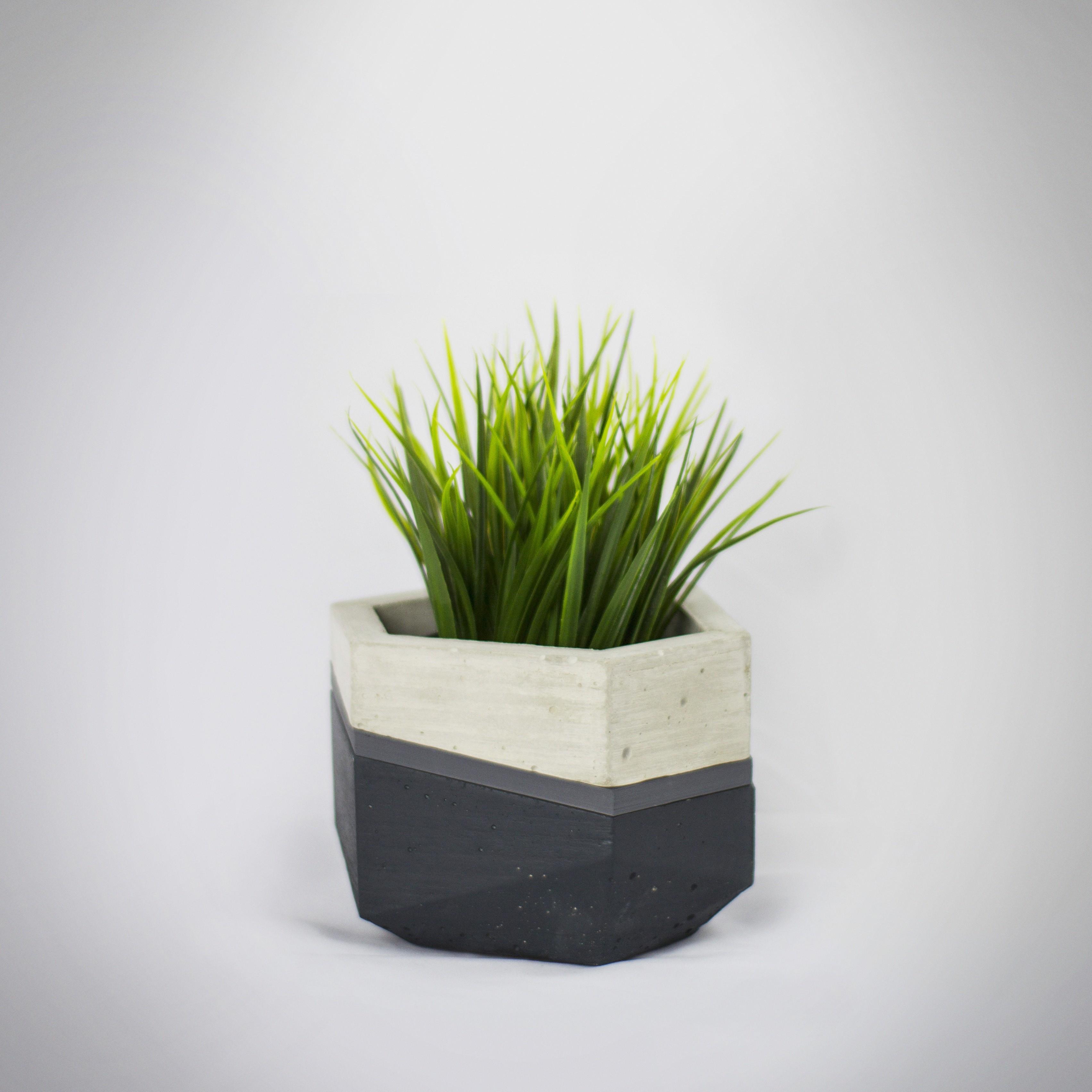 Macetero 1 insta.jpg Download free STL file Concrete Planters Mold • 3D print model, dukedoks