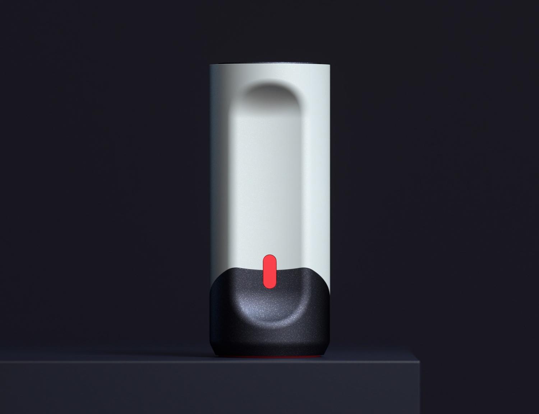 Lampara Led RGB 03.jpg Télécharger fichier STL gratuit Lampe LED RGB • Objet à imprimer en 3D, dukedoks